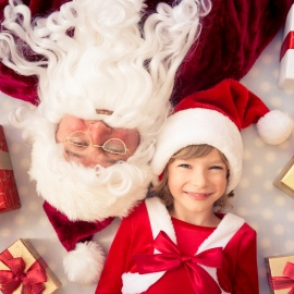 Santa Sightings | Where to See Santa in Daytona and Volusia