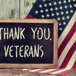 Deals and Discounts for Veterans on Veteran's Day