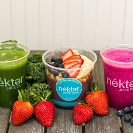 Nekter Juice Bar Nourishes Tampa Area with a Wholesome Approach to a Healthy Lifestyle
