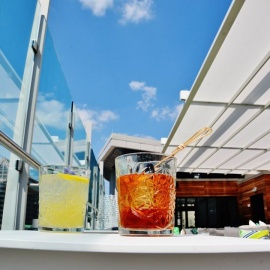 Feel on Top of the World at the Best Rooftop Bars in Charlotte
