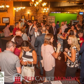 Liam Fitzpatrick's And Red Carpet Monday Liven Up Your Local Networking In Lake Mary