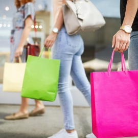 Ready, Set, Spend | Shopping in College Park