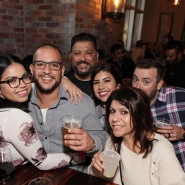 Join Thanksgiving Eve Bar Crawl with Downtown Crawlers