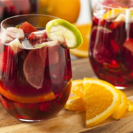 Best Sangria in Fort Myers and Cape Coral