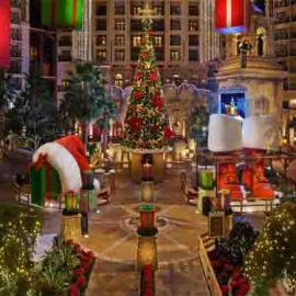 Book These Festive Orlando Hotels For A Happy Holiday