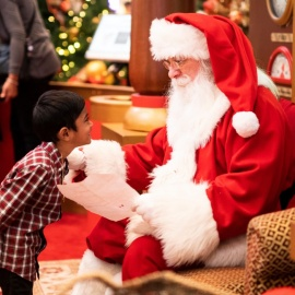 Santa Sightings | Where To See Santa in Tallahassee