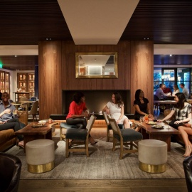 Hotel Bars in Houston You Can't Miss