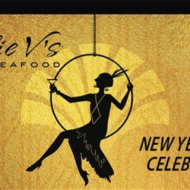 Celebrate New Year's Eve in Tampa with a Roaring 20's Themed Party at Eddie V's Prime Seafood
