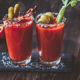 Best Bloody Mary's in Fort Lauderdale