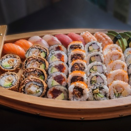 Top 10 Sushi Restaurants in Charlotte