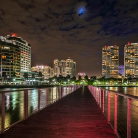 Neighborhoods with the Best Nightlife in West Palm Beach