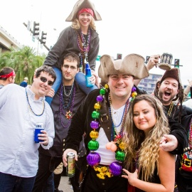Downtown Crawlers Leading Pregame Mutiny with 3rd Annual Gasparilla Barrr Crawl and More!