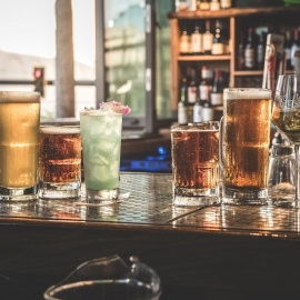 Best Places To Get A Drink in Downtown Tampa