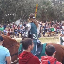 My Day at the Bay Area Renaissance Festival and Why I Think You Should Go Before It Leaves Tampa on March 29