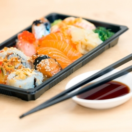 Best Sushi in Tampa Offering Takeout