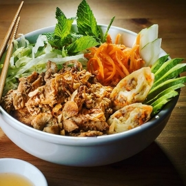 You'll Find Delicious Vietnamese Cuisine at Fusion Bowl in Downtown Tampa