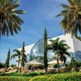 How To Experience The Dalí Museum Online