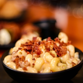 Baked and Gooey Mac and Cheese in Sarasota
