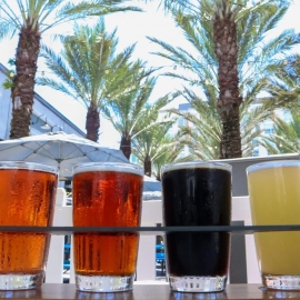Breweries in Orlando with Outdoor Seating