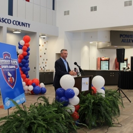 The Wiregrass Ranch Sports Complex in Pasco County Opens for Business