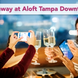 Aloft Tampa Downtown Is Offering a Getaway Package That's Perfect to Explore Local Destinations