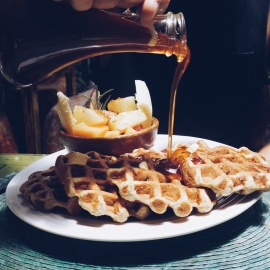 Where to Get the Best Waffles in Orlando