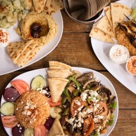 Mediterranean Flavors at the Best Greek Restaurants in Sarasota and Bradenton