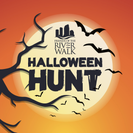 Friends of The Riverwalk Host a Halloween Scavenger Hunt That's Perfect for the Whole Family