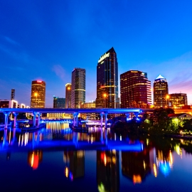 Walking Tour of Downtown Tampa While You're Here for the Big Game