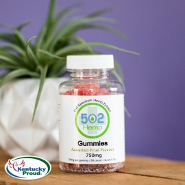 502 Hemp's CBD Gummies are Even Sweeter with Limited-Time BOGO Deal