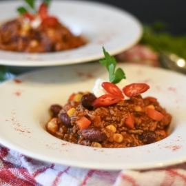 Celebrate National Chili Day, February 25th, With the Best Chili in Orlando