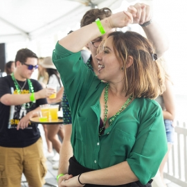Downtown Crawlers' ShamROCKS St. Patrick's Day with Three Events in March