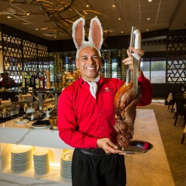 Enjoy Florida's Best Brazilian Barbecue this Easter at Terra Gaucha