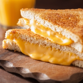 The Best Grilled Cheese in Fort Myers | National Grilled Cheese Sandwich Day in Fort Myers