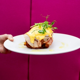 Best Eggs Benedict in St. Pete and Clearwater | National Eggs Benedict Day