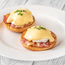 Best Eggs Benedict in Pensacola | National Eggs Benedict Day