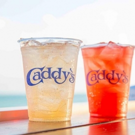 Happy Hour at Caddy's Waterfront