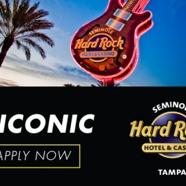 Hiring Events and Open Positions At Seminole Hard Rock Hotel & Casino Tampa