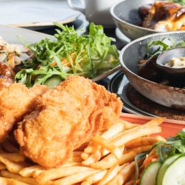 Best Places To Eat Grouper and Catfish in St. Petersburg