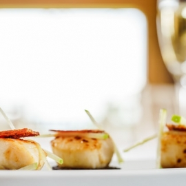 Best Scallops in St. Pete and Clearwater