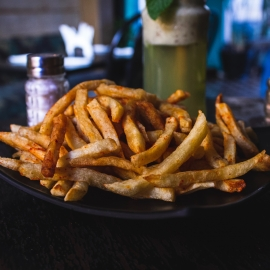 Restaurants With the Best French Fries in St. Pete and Clearwater