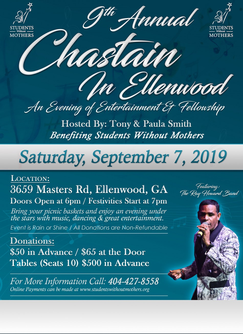 Chastain in Ellenwood
