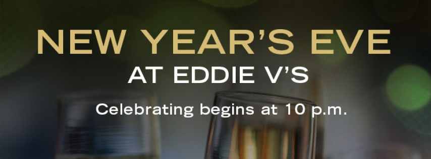 Ring in the New Year at Eddie V's