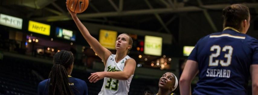 USF Women's Basketball vs. UCF