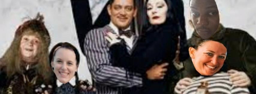 The Addams Family Halloween Bash