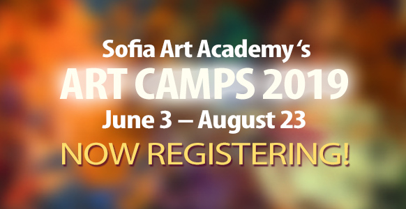 Summer Art Camps at Sofia Art Academy