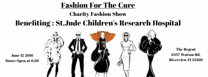 St. Jude Children's Hospital Charity Fashion Show: Fashion