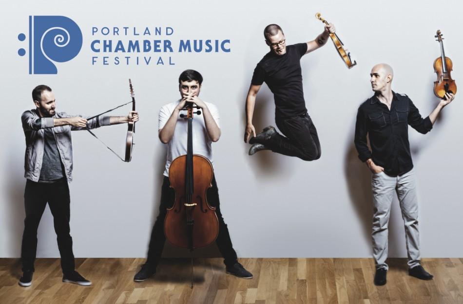 Portland Chamber Music Festival presents: 'Whiskey Chamber Valentine'