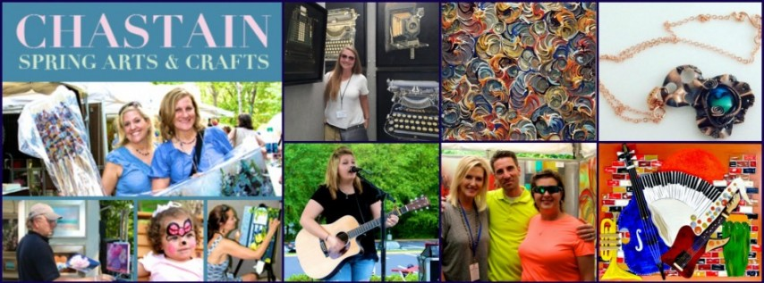 Chastain Park Spring Arts & Crafts Festival 2021