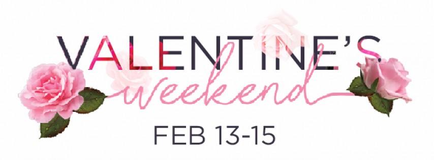 Valentine's Weekend with Phil Hanley